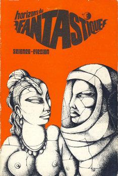 Horizons du fantastique n° 23 - Science-Fiction