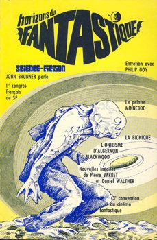 Horizons du fantastique n° 28 - Science-Fiction