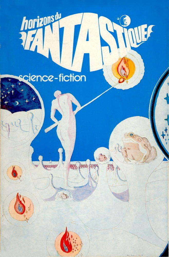Horizons du fantastique n° 29 - Science-Fiction