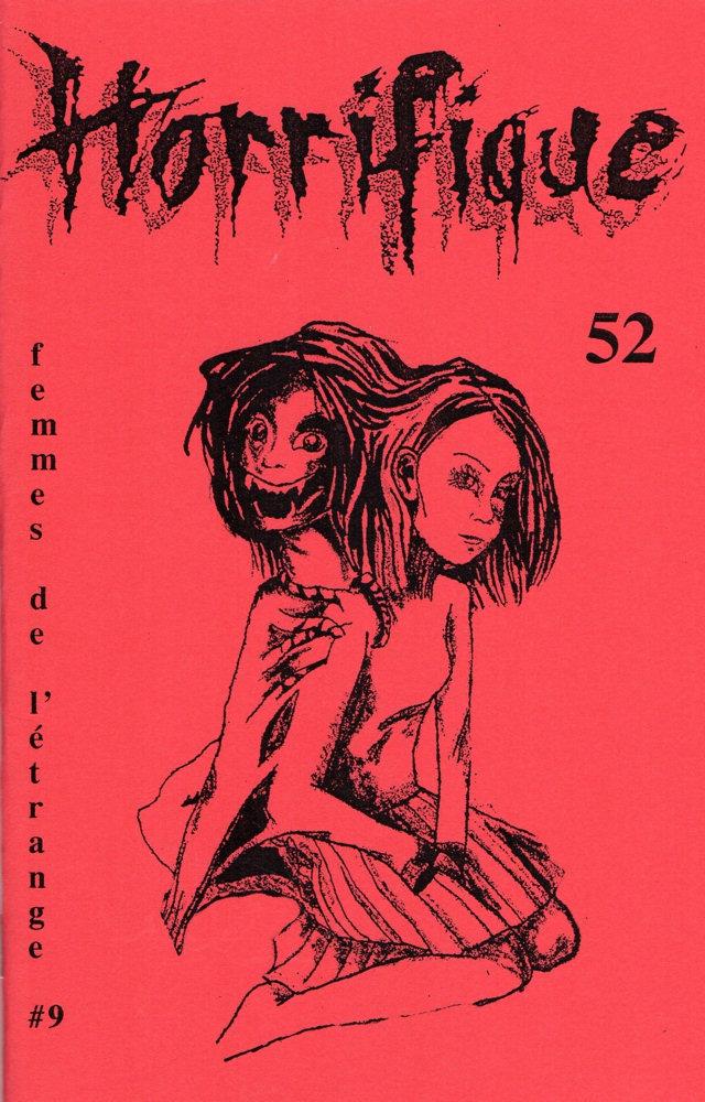 Horrifique n° 52 : Spécial Femmes de l'étrange #9
