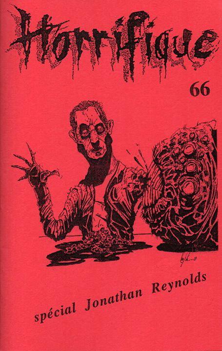 Horrifique n° 66 : spécial Jonathan Reynolds