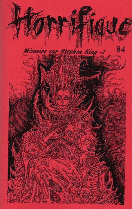 Horrifique n° 84 : spécial Mémoire sur Stephen King - 1