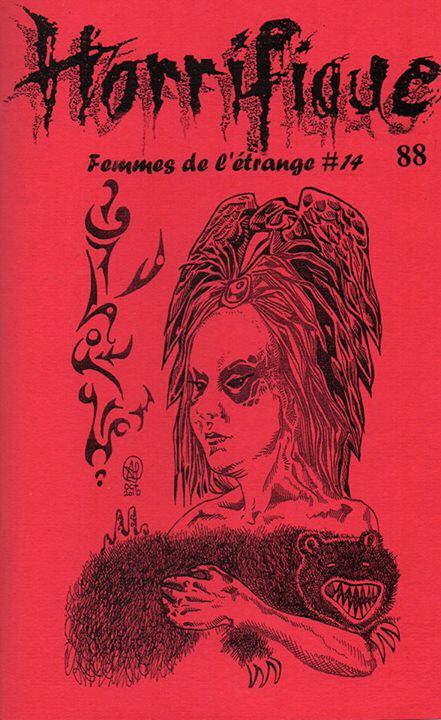 Horrifique n° 88 : spécial Femmes de l'étrange #14