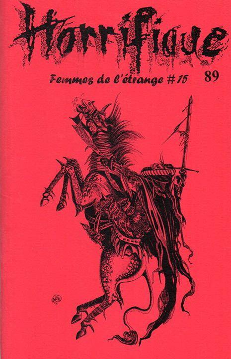 Horrifique n° 89 : spécial Femmes de l'étrange #15