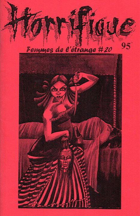 Horrifique n° 95 : spécial Femmes de l'étrange #20