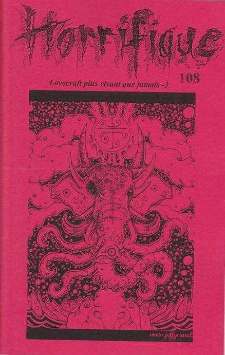 Horrifique n° 108 : Lovecraft plus vivant que jamais - 3