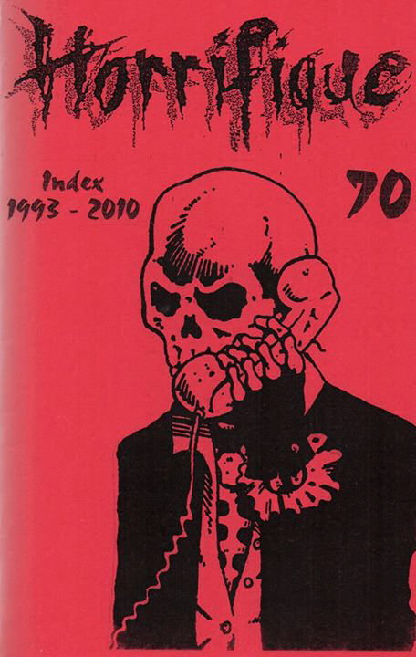 Horrifique n° 70 : Index 1993-2010