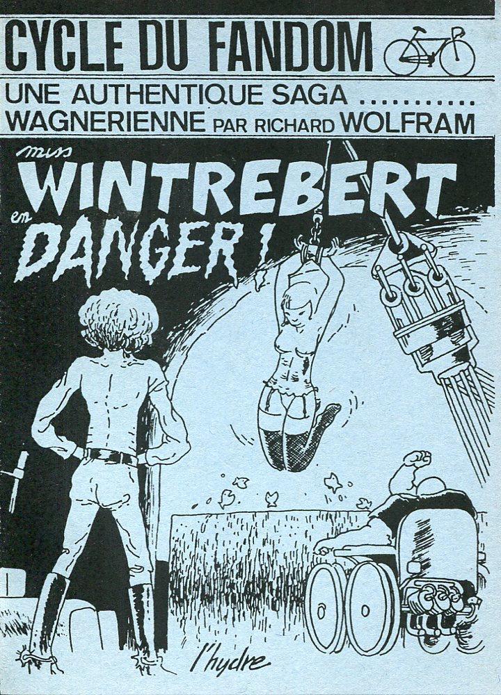 Miss Wintrebert en danger !