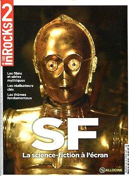 Les Inrocks 2 n° 52 : La science-fiction à l'écran