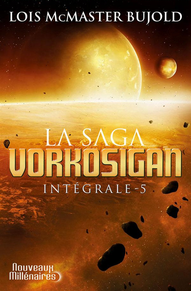 La Saga Vorkosigan - Intégrale - 5