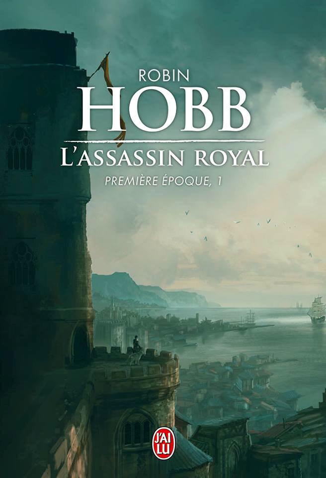 L'Assassin Royal - première époque 1