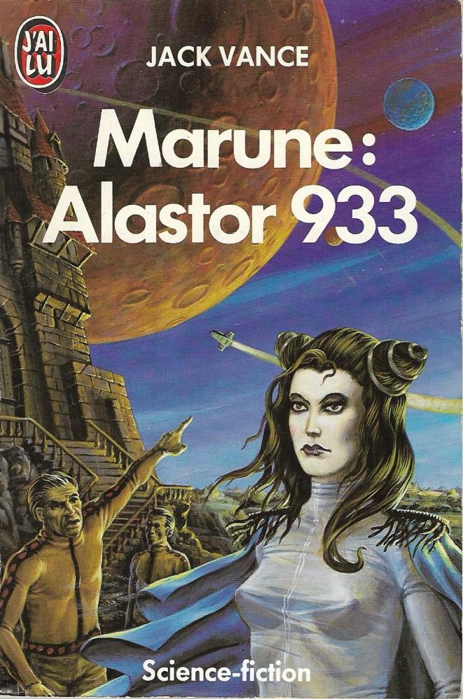 Marune : Alastor 933
