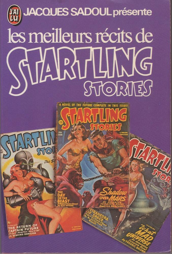 Les Meilleurs récits de Startling Stories