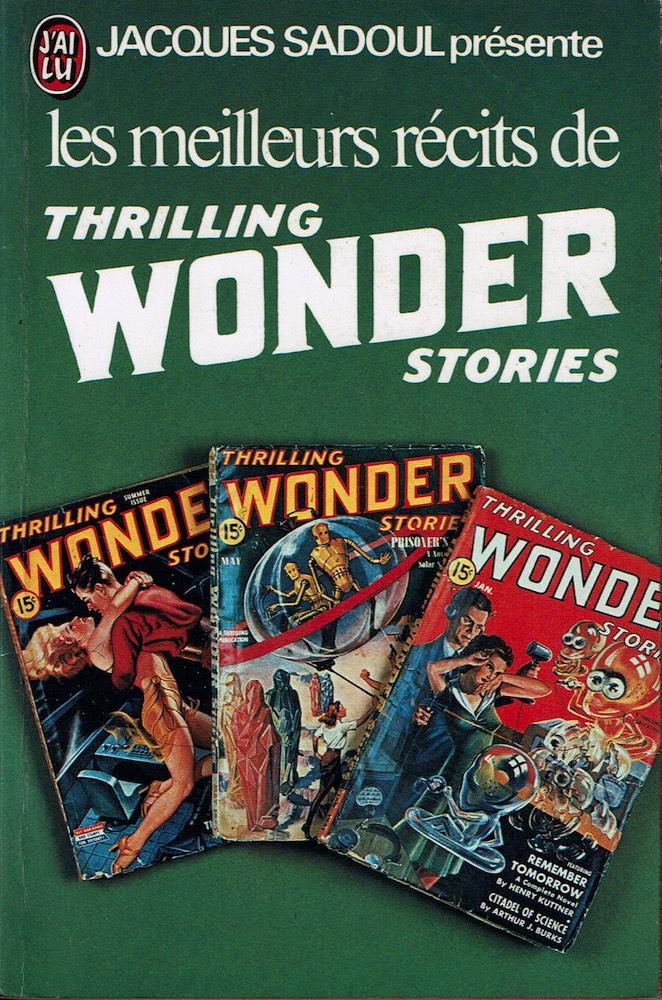 Les Meilleurs récits de Thrilling Wonder Stories