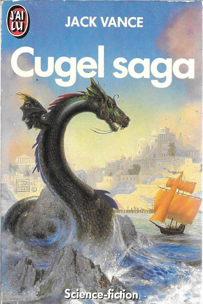 Cugel saga