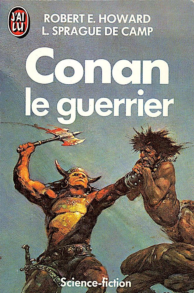 Conan le guerrier