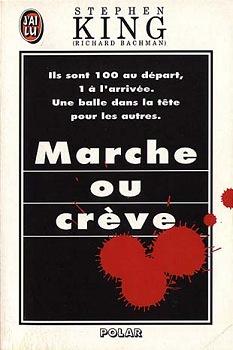Marche ou crève, couverture