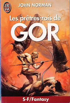 Les Prêtres-rois de Gor