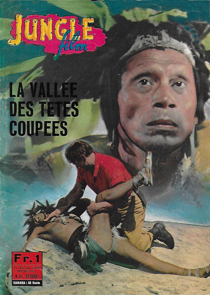 Jungle film n° 10