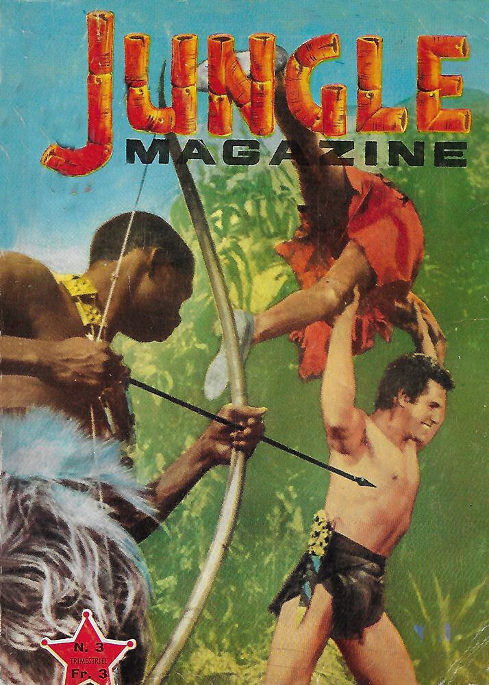 Jungle Magazine n° 3
