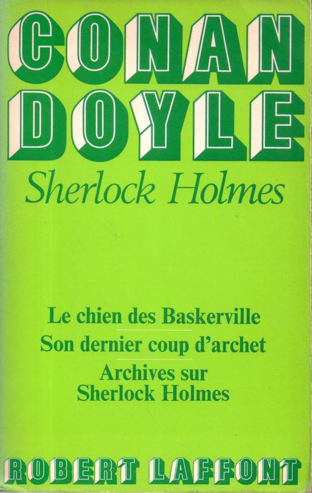 Sherlock Holmes III
