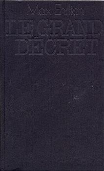 Le Grand décret