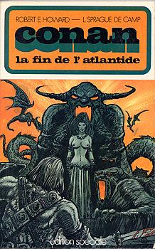 Conan : la fin de l'Atlantide