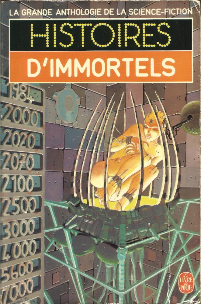 Histoires d'immortels