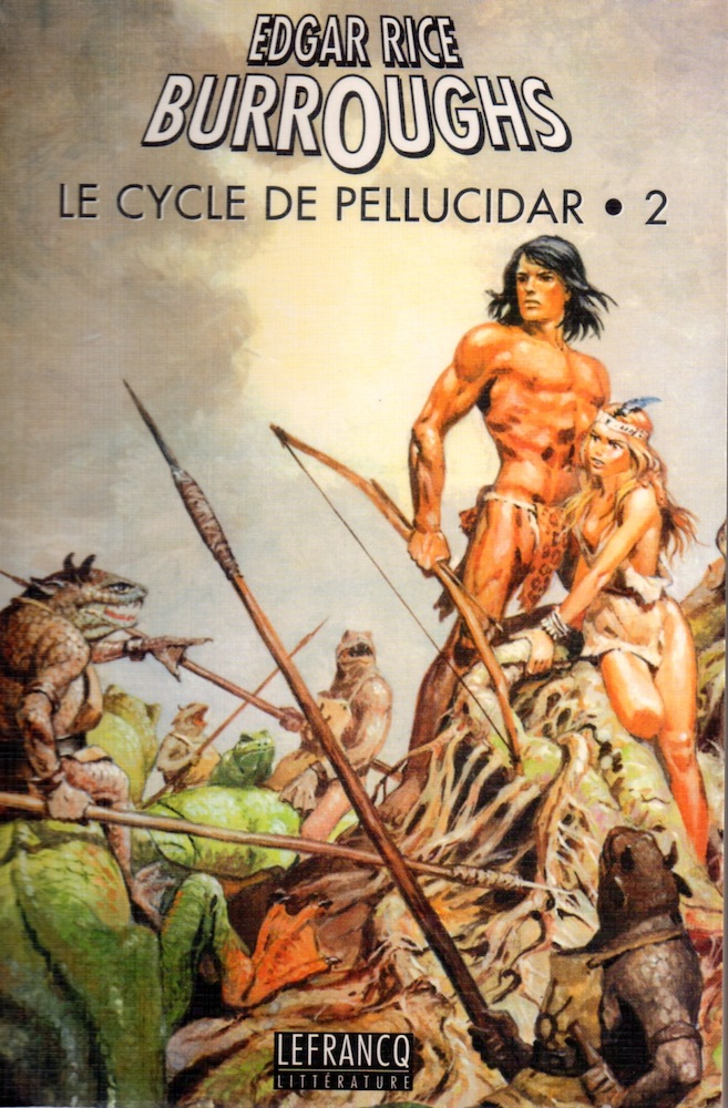 Le Cycle de Pellucidar - 2
