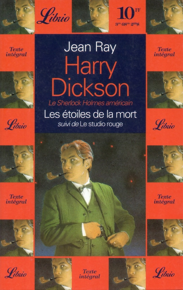 Harry Dickson - Les étoiles de la mort
