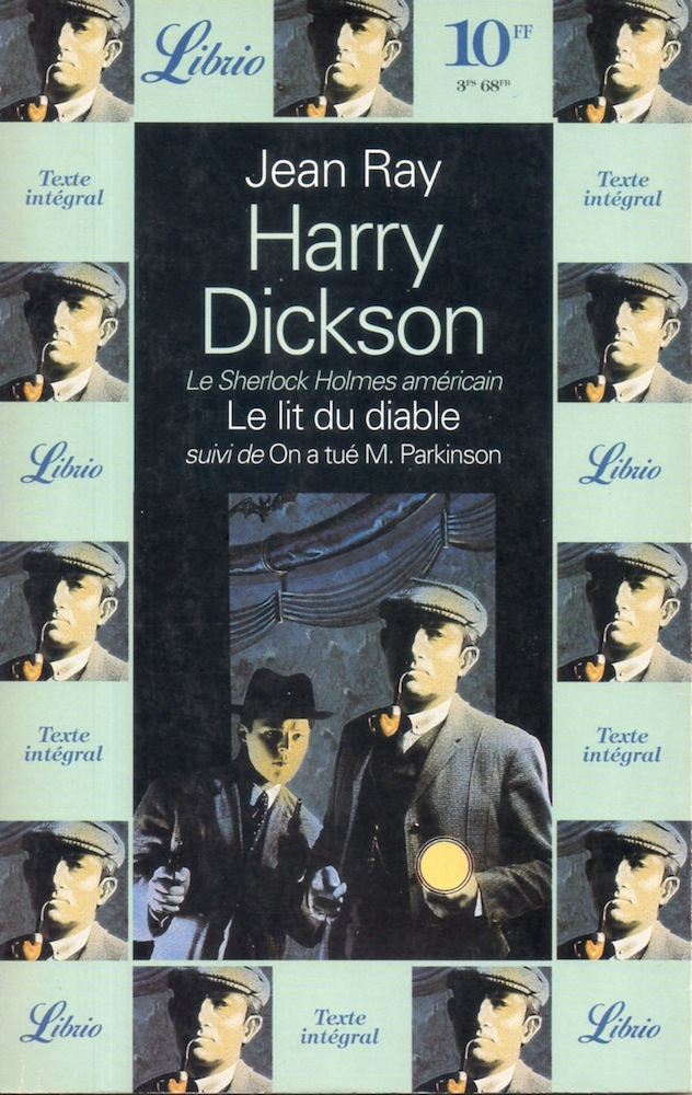 Harry Dickson - Le lit du diable
