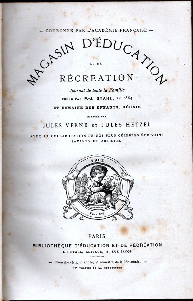 Magasin d'éducation et de récréation n° 76