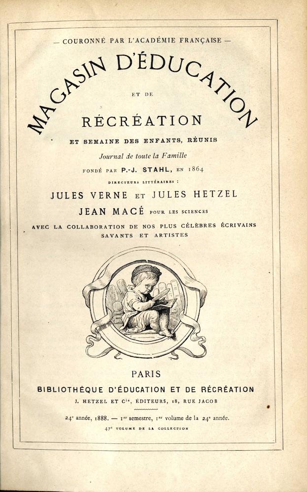 Magasin d'éducation et de récréation n° 47