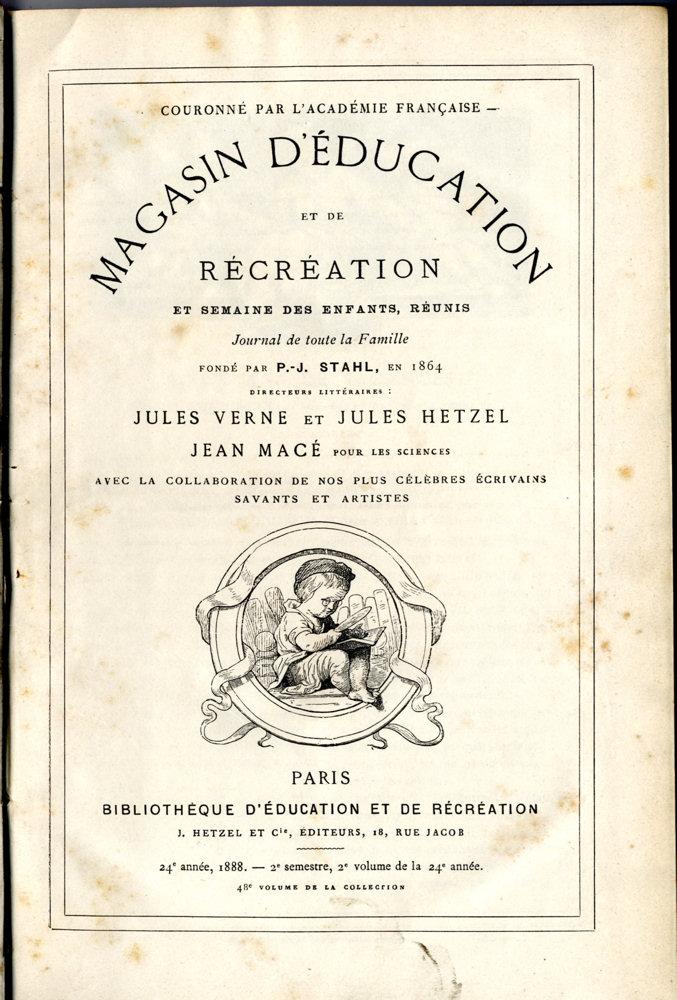 Magasin d'éducation et de récréation n° 48