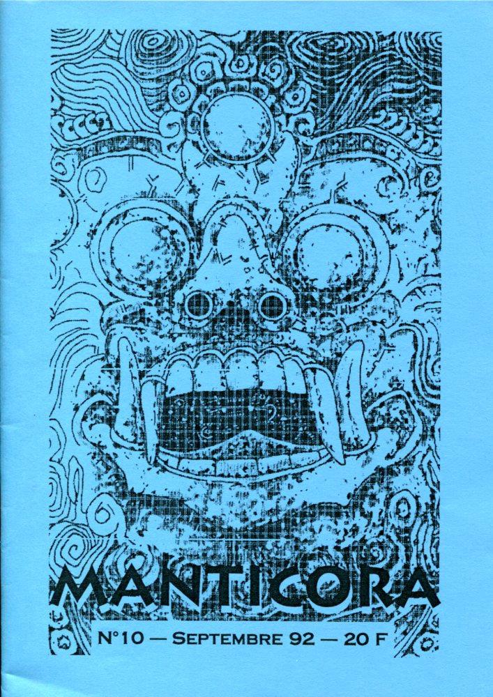 Manticora n° 10