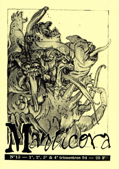 Manticora n° 13