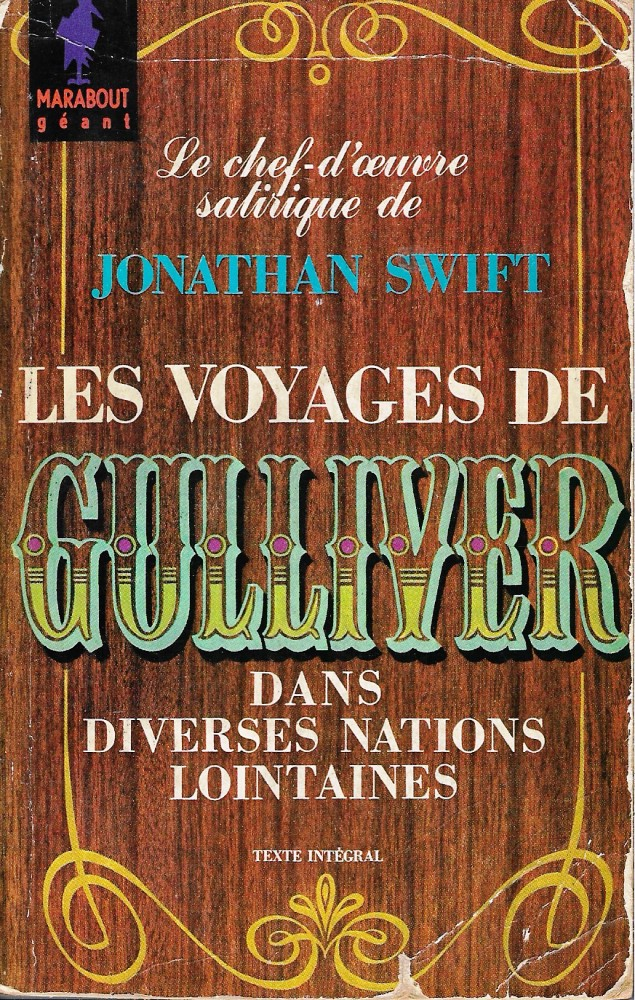 Les Voyages de Gulliver dans diverses nations lointaines par Lemuel Gulliver