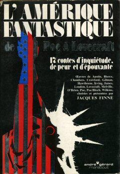 L'Amérique fantastique de Poe à Lovecraft