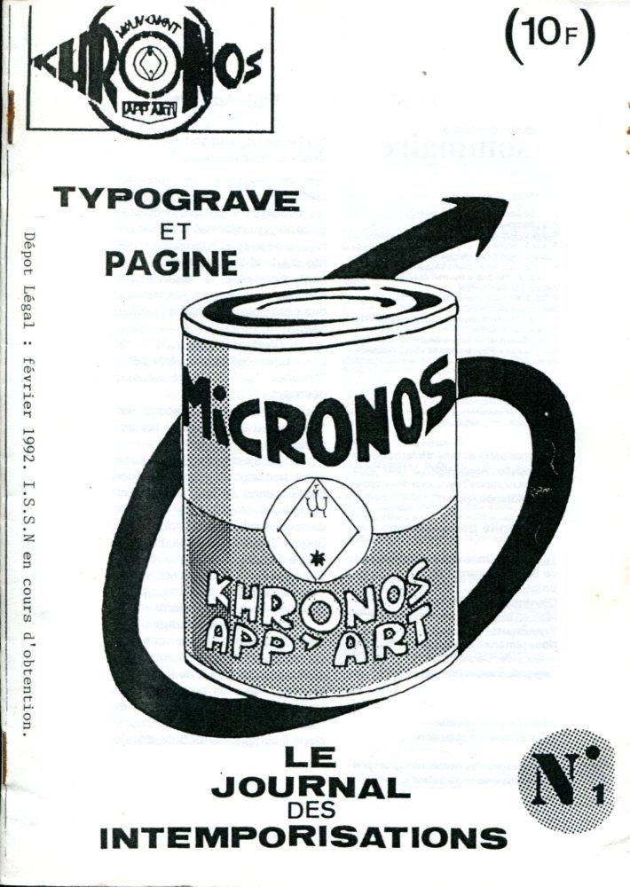 Micronos n° 1