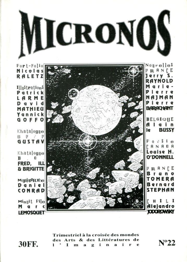 Micronos n° 22