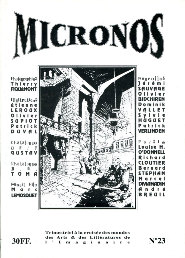 Micronos n° 23