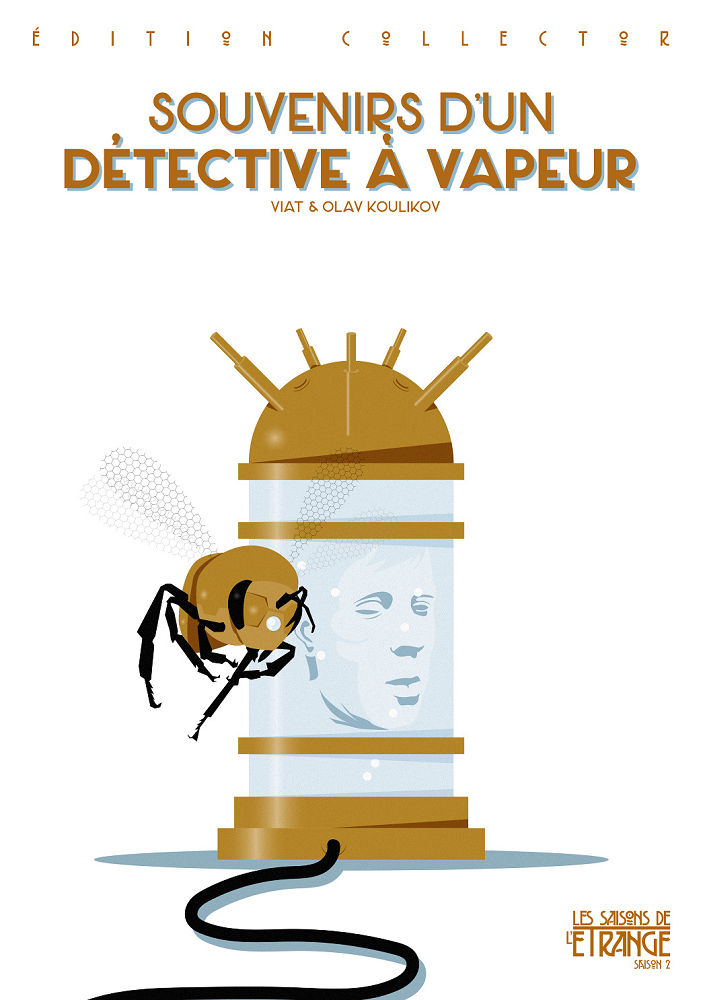 Souvenirs d'un détective à vapeur