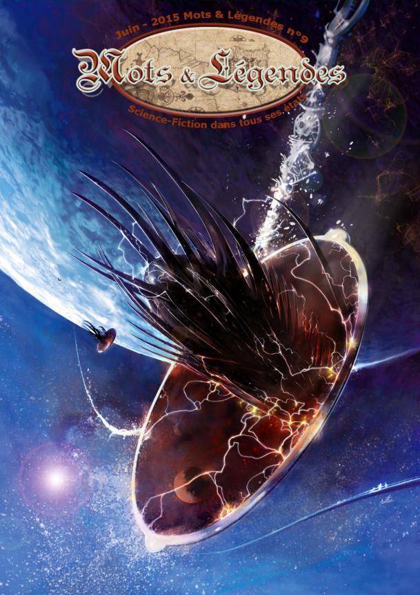 Mots & Légendes n° 9 : Science-Fiction dans tous ses états