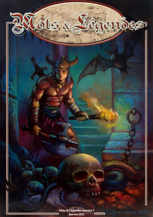 Mots & Légendes n° 7 : Catacombes et fonds marins