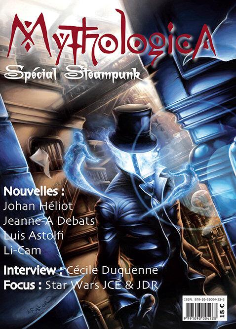 Mythologica n° 3 : Spécial Steampunk