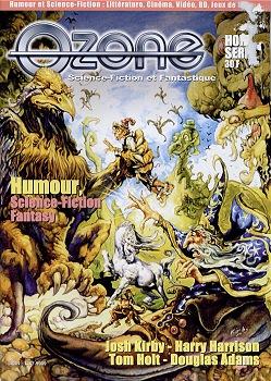 Ozone hors-série : Humour, Science-Fiction, Fantasy