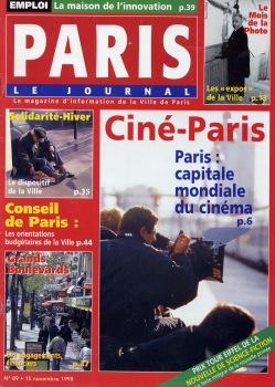 Paris, le journal n° 89