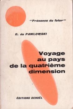 Voyage au pays de la 4e dimension