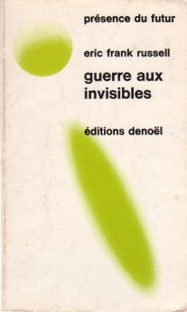 Guerre aux invisibles