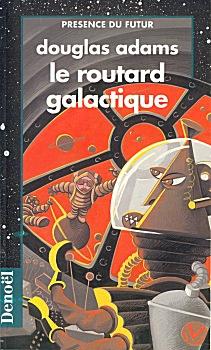 Le Routard galactique